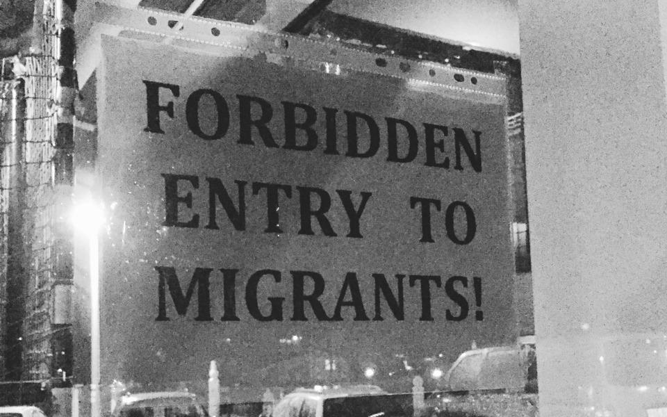 Zbiórka Zimowe wsparcie dla migrantów - zdjęcie główne