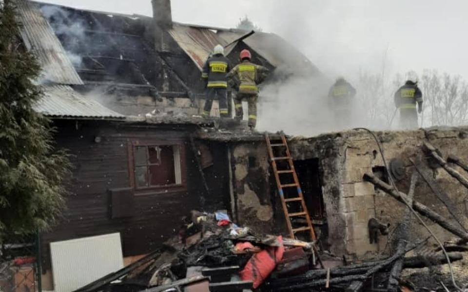 Zbiórka Pomoc pożar domu-Pietrzykowice - zdjęcie główne