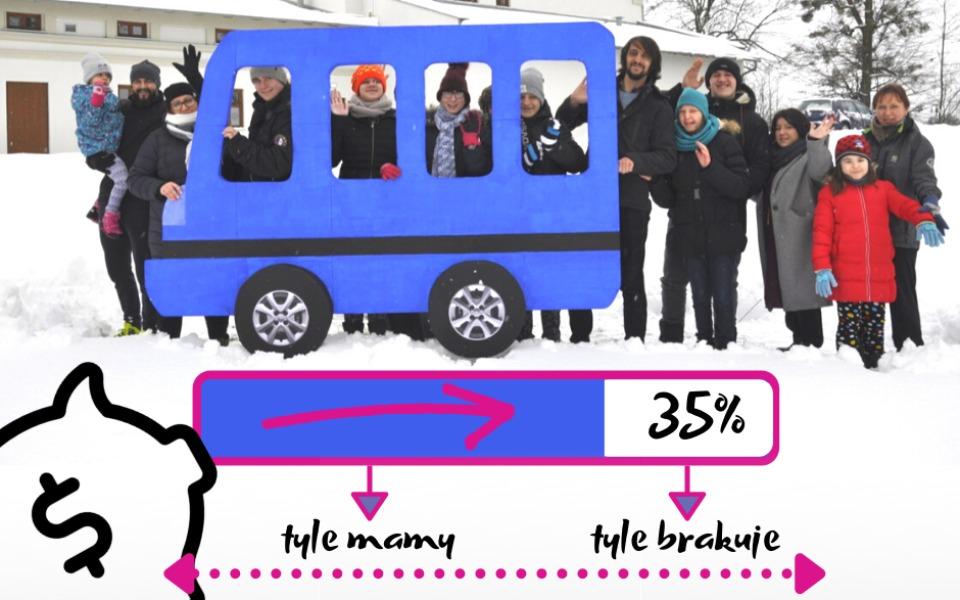 Zbiórka Zbiorka na autobus dla dzieci - zdjęcie główne