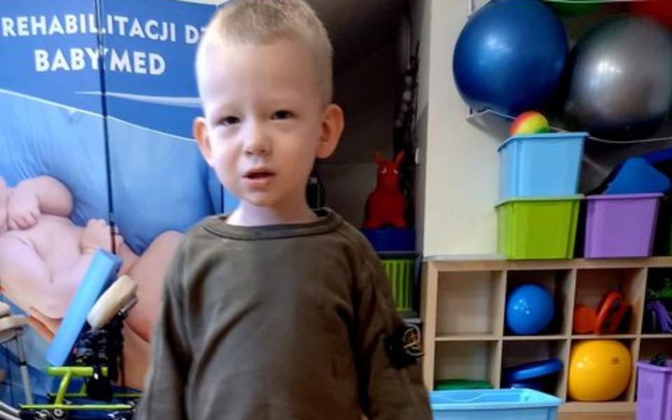 Zbiórka Pomóż Franiowi wygrać z autyzmem - zdjęcie główne