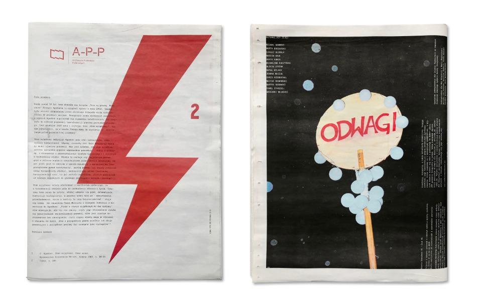 Zbiórka Dodruk Gazety Strajkowej 2 - zdjęcie główne