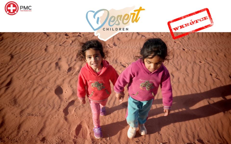 Zbiórka Projekt PMC ,,Dzieci Pustyni,, - zdjęcie główne
