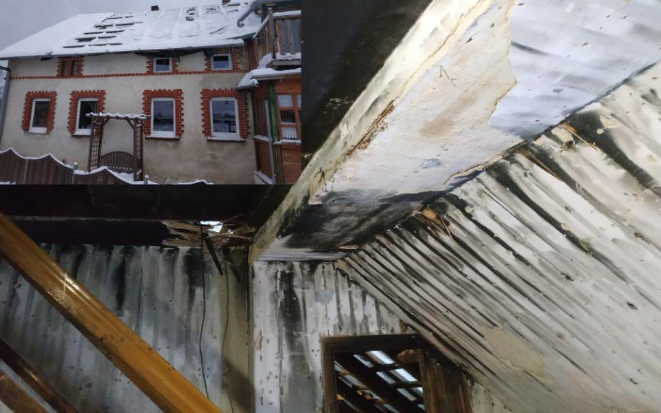 Zbiórka Pomoc pogorzelcom z Rębiszowa - zdjęcie główne