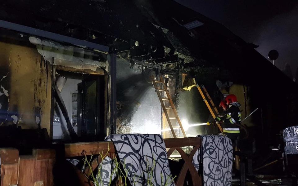 Zbiórka Spalony dom rodziny z Borówca - zdjęcie główne
