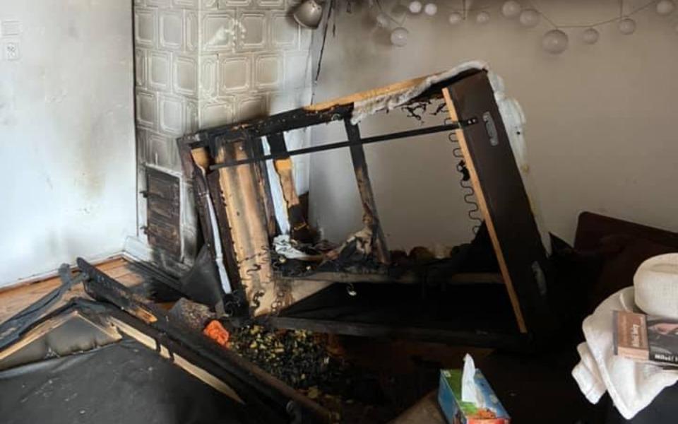 Zbiórka Pożar u Pastora Jakielaszka - zdjęcie główne