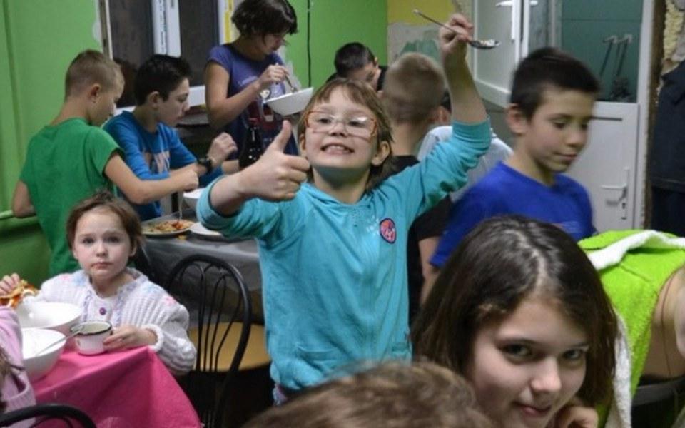 Zbiórka Dzieci Majdanu - zdjęcie główne