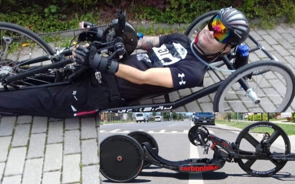 Zbiórka Rower dla Krystiana - zdjęcie główne