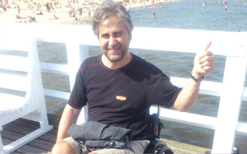 Zbiórka Pomoc dla Marka na Rehabilitację - zdjęcie główne