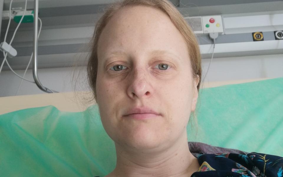 Zbiórka Pomóż Hani pokonać raka - zdjęcie główne
