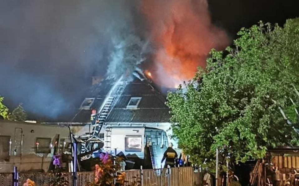 Zbiórka Pożar domu rodzina prosi o pomoc - zdjęcie główne