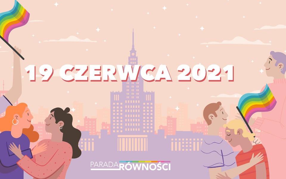 Zbiórka Parada Równości 2021 - zdjęcie główne