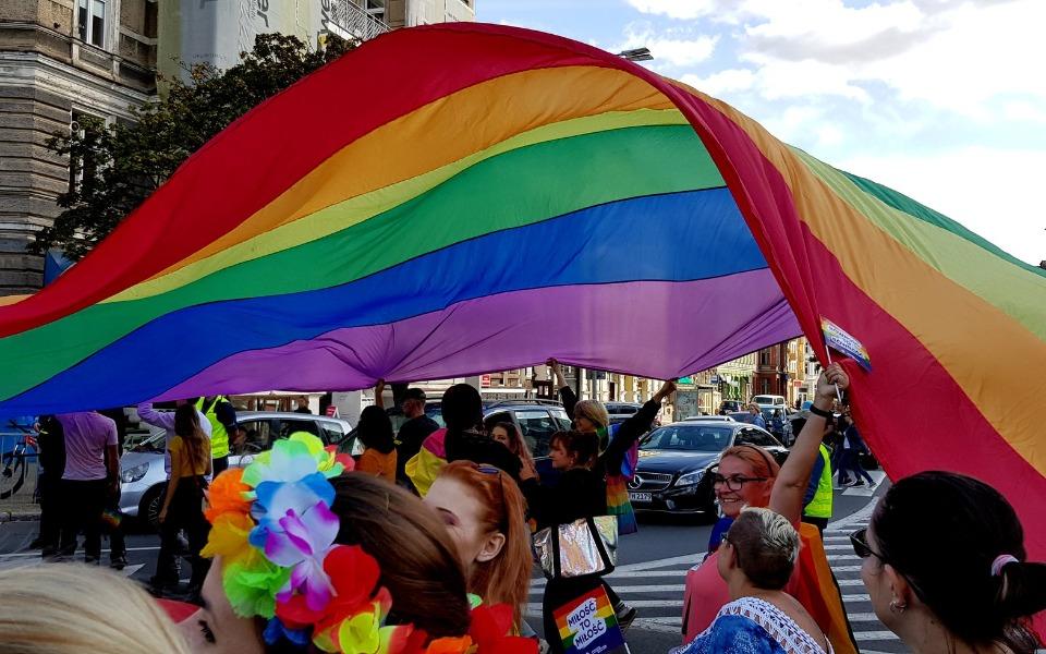 Zbiórka 3. Szczeciński Marsz Równości - zdjęcie główne