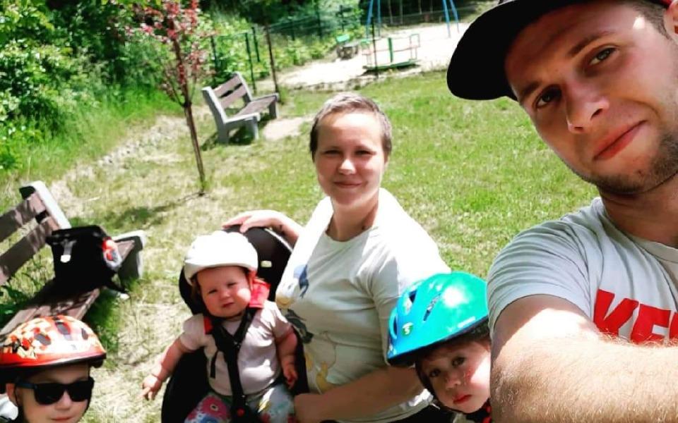 Zbiórka Mama 3 dzieci kontra nawrót raka - zdjęcie główne