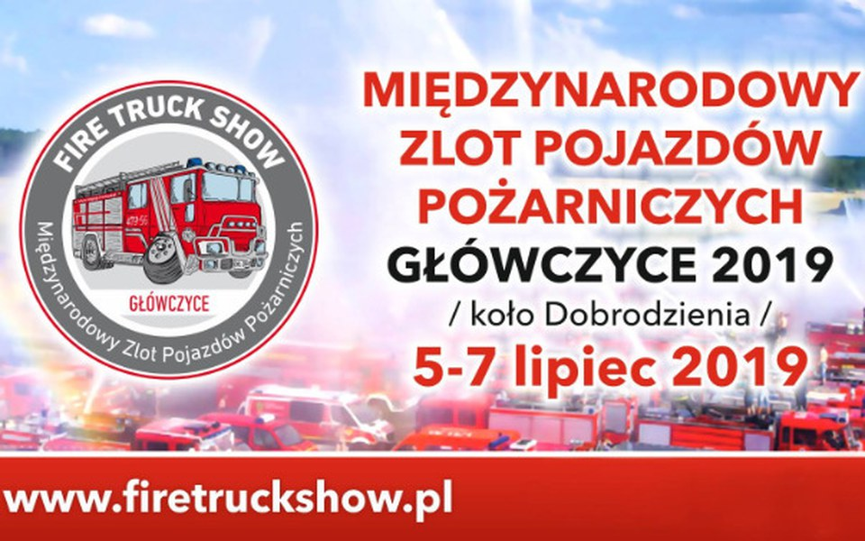Zbiórka Pomoc dla Fire Truck Show - zdjęcie główne