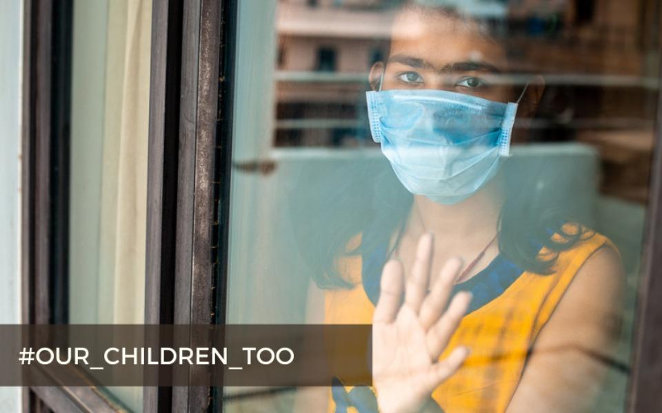 Zbiórka Nasze Dzieci w Indiach - zdjęcie główne