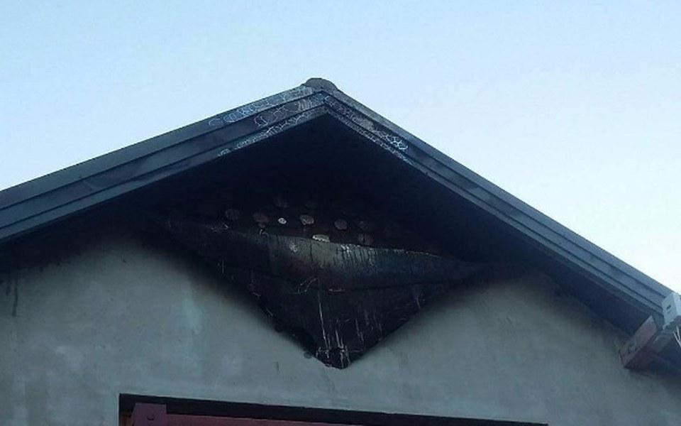 Zbiórka Spalony dach Potrzebna pomoc - zdjęcie główne