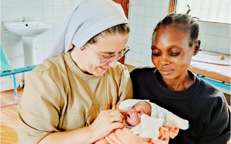Zbiórka Bezpieczny poród w Afryce - zdjęcie główne