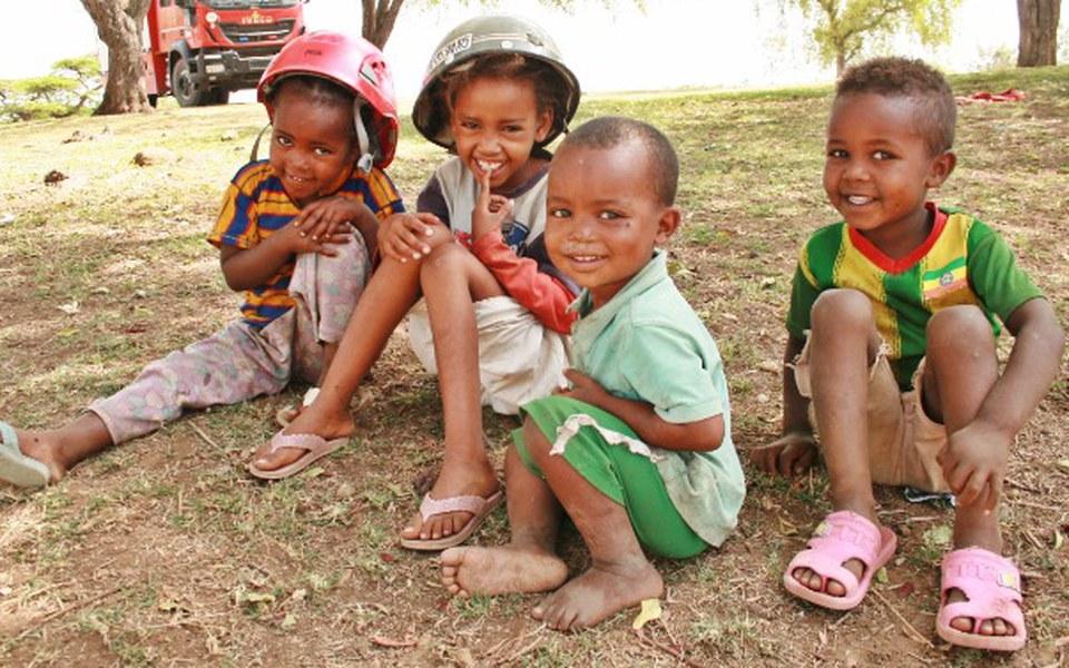 Zbiórka Razem dla dzieci w Etiopii - zdjęcie główne