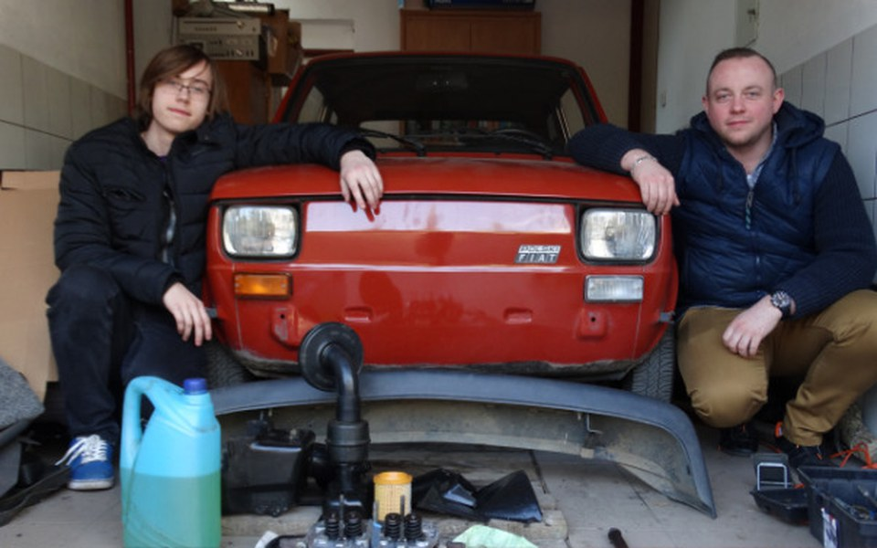 Zbiórka Dookoła Polski Fiatem 126p - zdjęcie główne