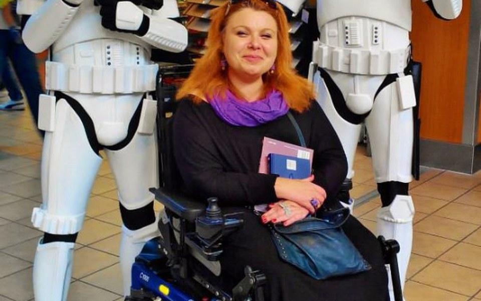Zbiórka Wózek elektryczny dla Zaniczki. - zdjęcie główne