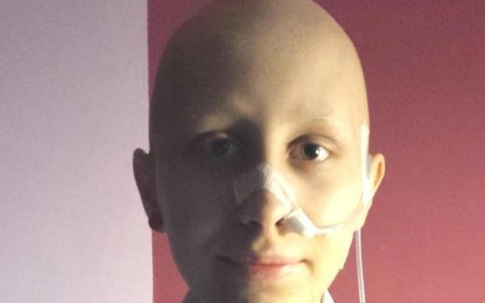 Zbiórka Spokojny sen chorej na raka Kasi - zdjęcie główne