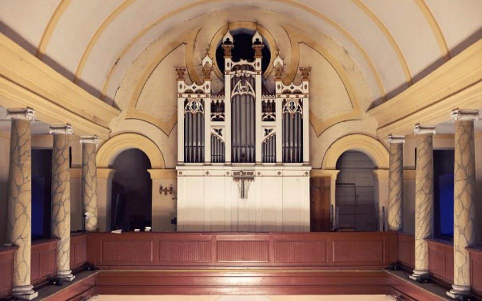 Zbiórka Remont zabytkowych organów - zdjęcie główne