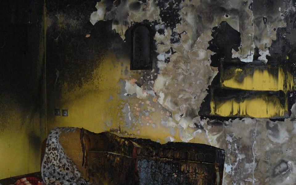 Zbiórka Pomoc po spaleniu mieszkania - zdjęcie główne