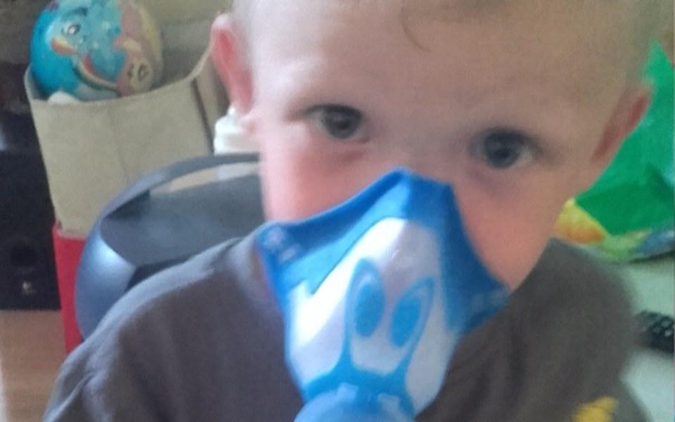 Zbiórka Nowy inhalator dla Igora - zdjęcie główne