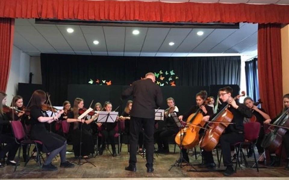 Zbiórka Koncert Łódzkich Smyczków w USA - zdjęcie główne