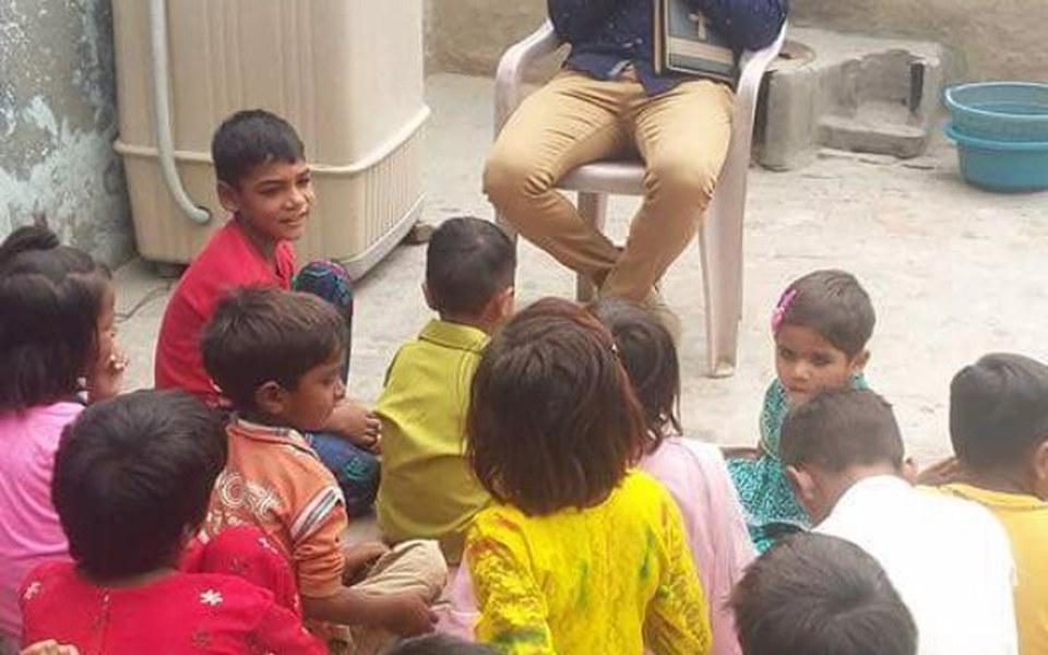 Zbiórka Dla glodnych dzieci z Pakistanu - zdjęcie główne