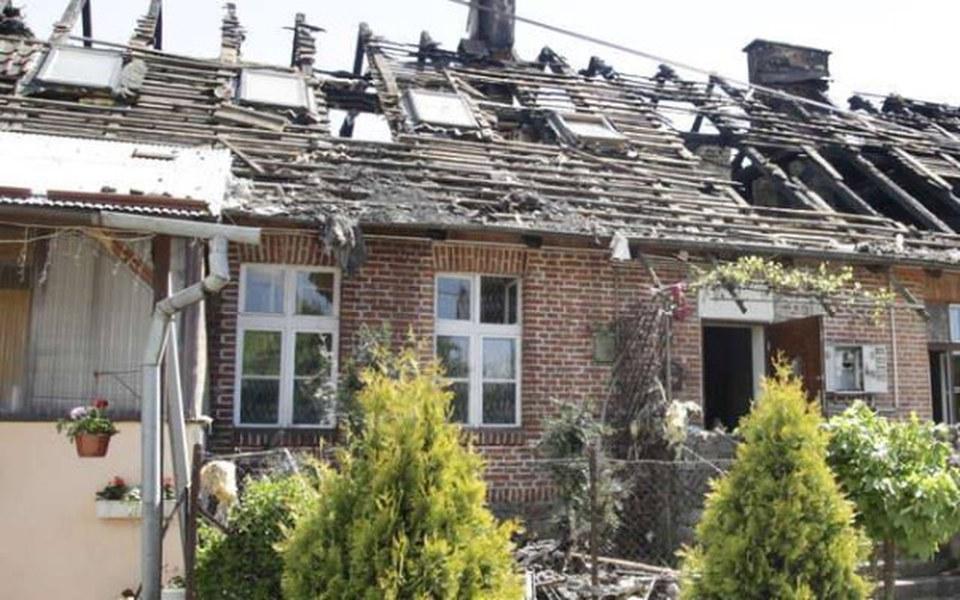 Zbiórka Odbudowa domu po pożarze wRudzie - zdjęcie główne
