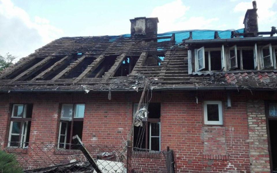 Zbiórka Odbodowa domu po pożarze wRudzie - zdjęcie główne