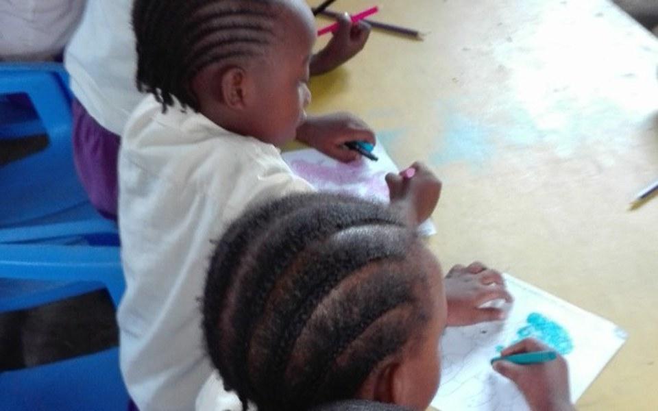 Zbiórka Pomoc dla szkoły w Kenii - zdjęcie główne