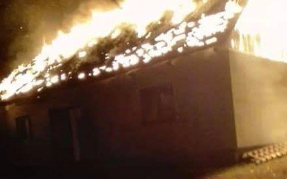 Zbiórka Odbudowa po pożarze - zdjęcie główne