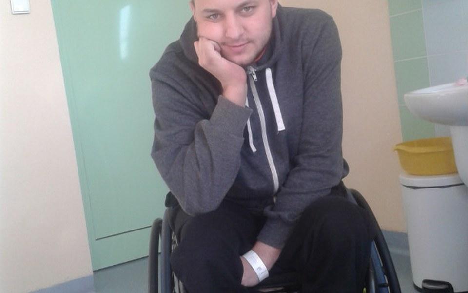 Zbiórka Na rehabilitacje dla mnie - zdjęcie główne