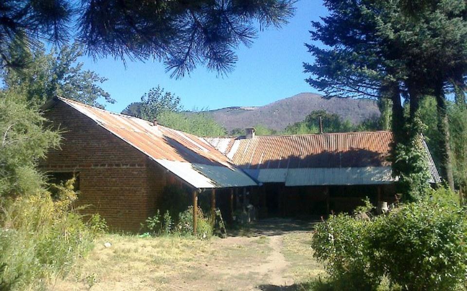Zbiórka wymiana dachu na misji w Ruca - zdjęcie główne