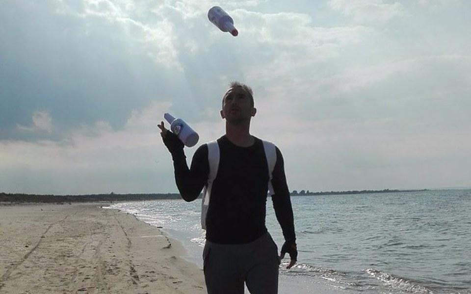 Zbiórka Żonglując wybrzeżem dla dzieci - zdjęcie główne