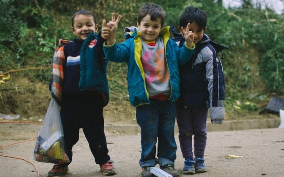 Zbiórka Pomoc dla uchodźców - zdjęcie główne