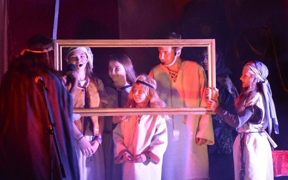 Zbiórka Teatr w Rychlikach i dalej... - zdjęcie główne