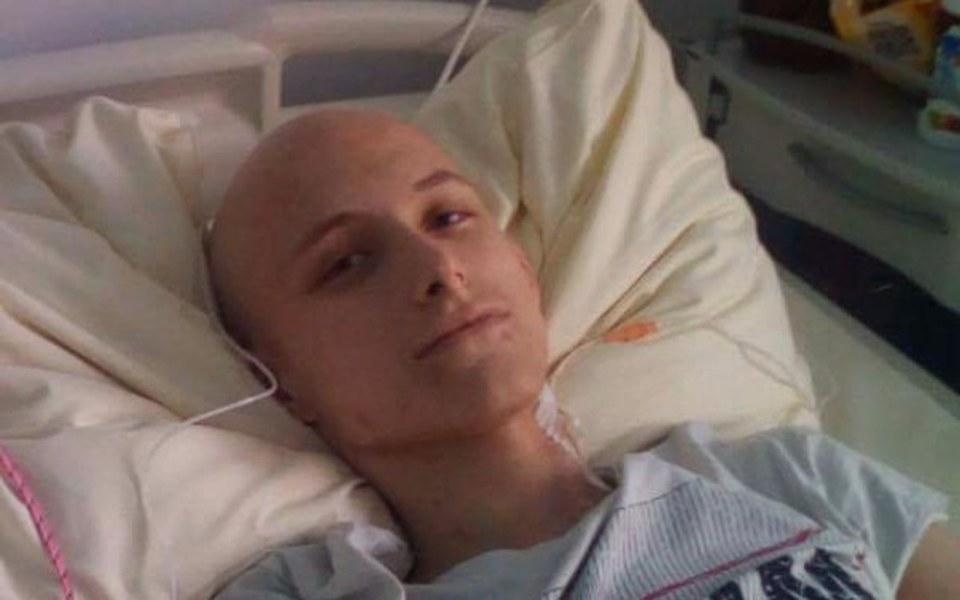 Zbiórka Walka Daniela z nowotworem - zdjęcie główne