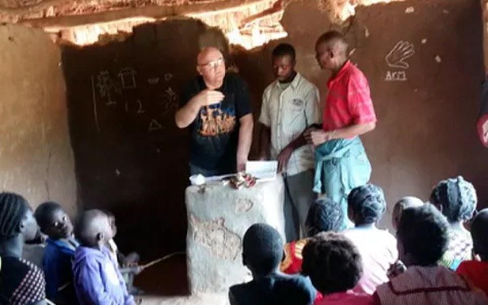 Zbiórka Zbudujmy szkołę w Afryce - zdjęcie główne