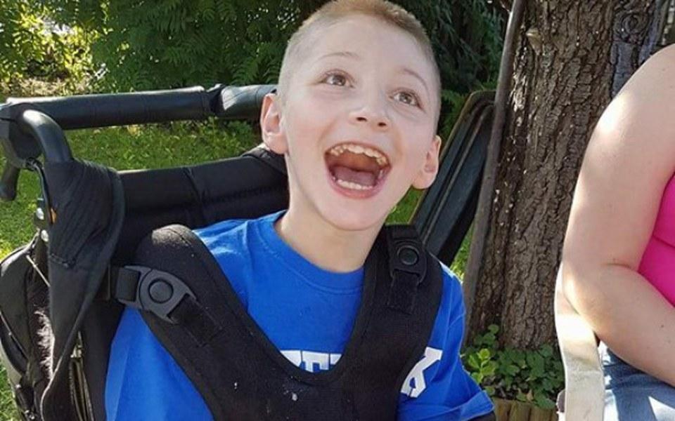 Zbiórka Dla syna niepełnosprawnego - zdjęcie główne