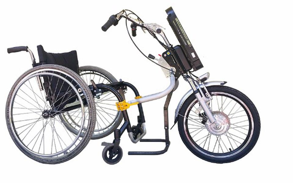 Zbiórka Naped elektryczny do wózka - zdjęcie główne