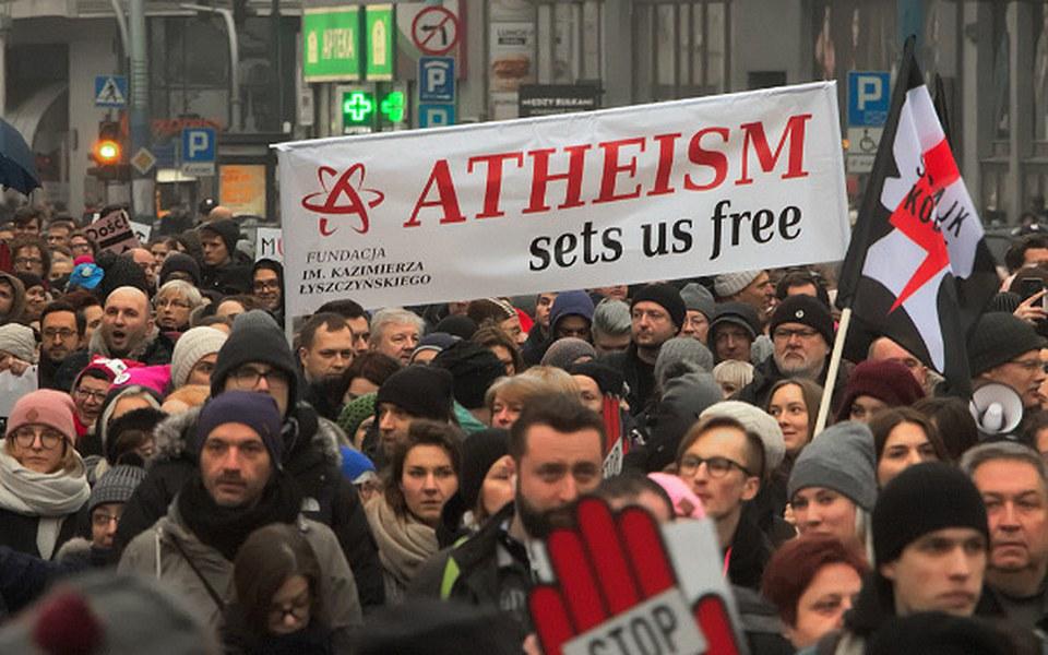 Zbiórka Wsparcie dla ateizmu - zdjęcie główne