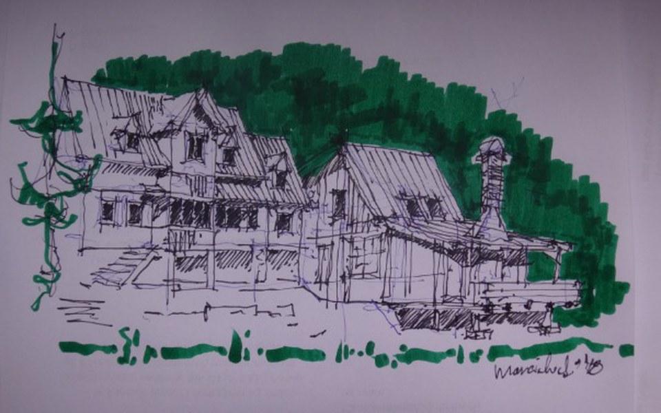 Zbiórka Remont Gorczańskiej Chaty - zdjęcie główne