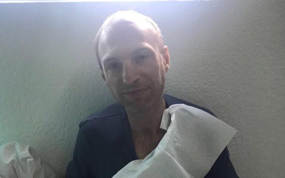 Zbiórka Maciej Rusinek - TERAPIA LUBECKI - zdjęcie główne