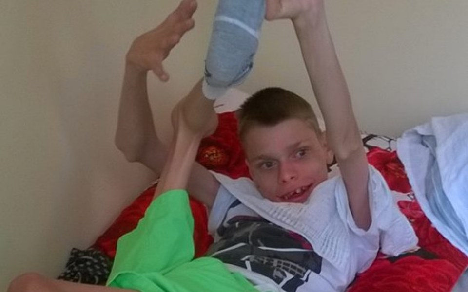 Zbiórka Leczenie i rehabilitacja Damiana - zdjęcie główne