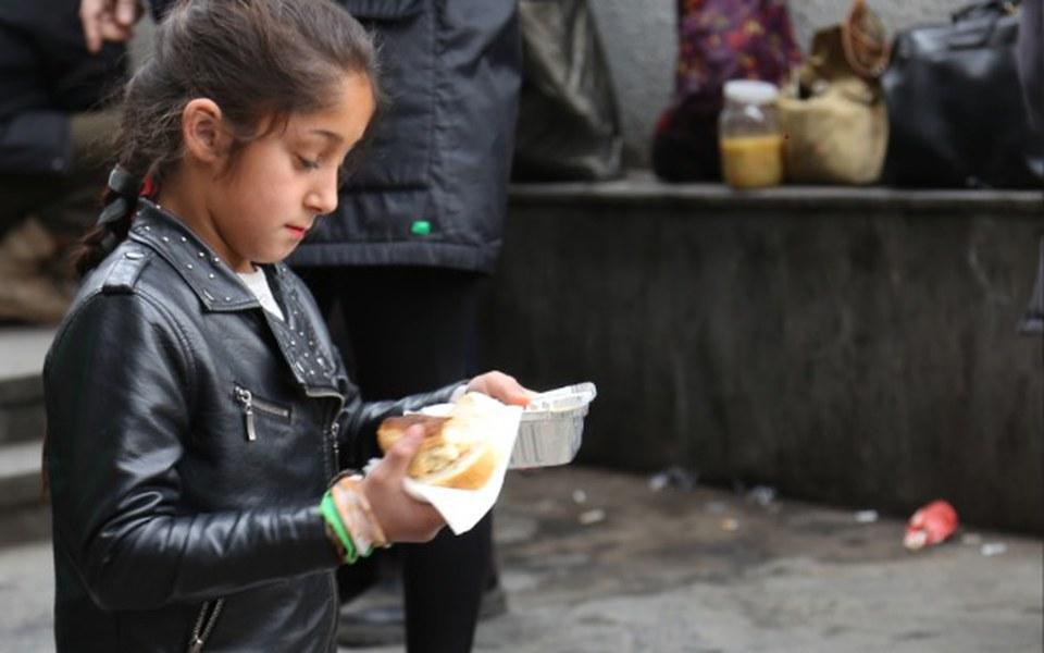 Zbiórka Ciepła zupa dla bezdomnych - zdjęcie główne