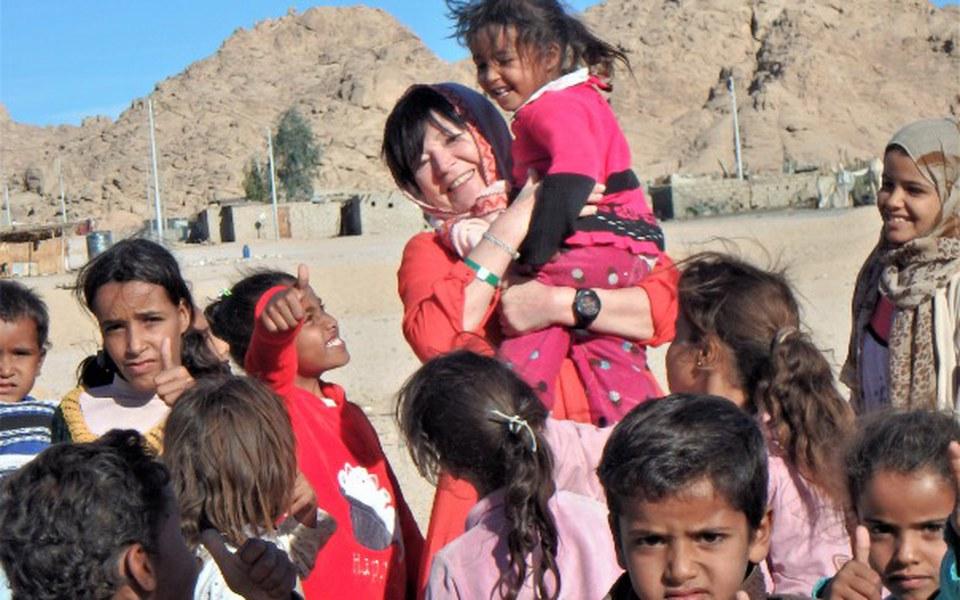 Zbiórka Woda dla Beduinow - zdjęcie główne