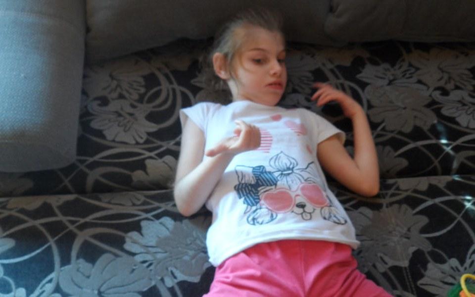Zbiórka Pomóżmy Aurelce w rehabilitacji - zdjęcie główne